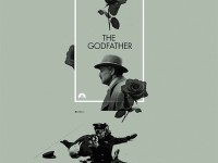 The Godfather alternative movie poster designed by Adam Juresko on Inspirationde