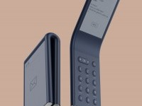 Industrial Design Digital Detox Phone