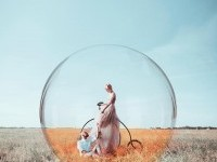 Fine Art Portrait Photography by Jovana Rikalo