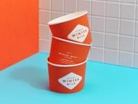We Love The Retro Inspired Branding For This Ice Cream Shop — The Dieline | Packaging & Branding Design & Innovation News