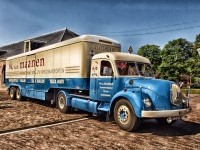 Free Images : car, vintage, nostalgia, motor vehicle, outside, lorry, hdr, classic, 1957, delivery, deutz, semi, land vehicle, mode of transport, trailer truck, oldster 2007x1531 - - 1351716 - Free stock photos - PxHere