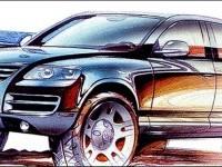 Jony Diaz - FAST FROM THE PAST #4 2004- VW Touareg by Robert Lesnik