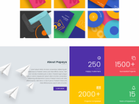 Pappaya – Material Design on Inspirationde