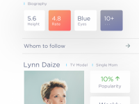 Social Portal App by Rifayet Uday on Inspirationde