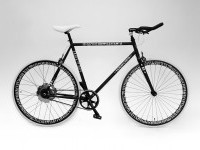 electric concepts' PILPELED x FOFFA bicycle is an artistic e-bike