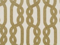 Ornate Loop | Brass - Fabric - All products | ROBERT ALLEN