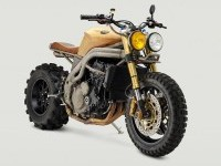 classified moto frank custom triumph speed triple 3 motorcycle