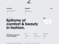 Fashion Details Page by Johan Adam Horn on Inspirationde