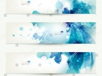stock-vector-set-of-three-banners-abstract-headers-with-blue-blots-95975836.jpg (1500×1533)