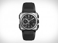 Bell & Ross BR-X1 Black Titanium Watch | Uncrate