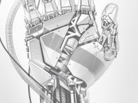 Mechanical Hand on