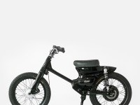 the honda eCUB electric scooter by shanghai customs