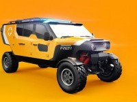 2sympleks designs an unprecedented off-road vehicle for mountain rescue services