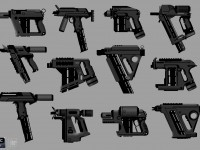 ArtStation - Nail gun, Guido Kuip