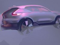 Design Development: Volvo XC40 - Car Design News