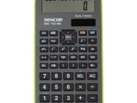 Kétsoros tudományos számológép napelemes Sencor SEC-150GN - Zöld Ft Ár 2,690