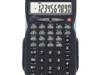 Iskolai tudományos számológép 8+2 karakteres Sencor SEC 195 Ft Ár 1,690