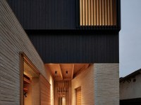 Brick House / Andrew Burges Architects on Inspirationde