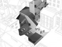 Site overview | Rory Hume | Welsh School of Architecture, Masters Graduate Show | 2013 | different expression | Pinterest