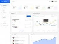CRM-Dashboard | Inspire Design