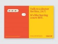 Oscar Health Insurance - Print - hedvigastrom