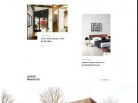Baroque | Architecture & Interior PSD Template by LoganCee on Inspirationde