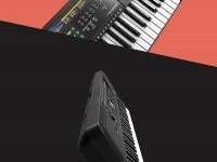 Yamaha entry keyboard on