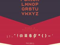 AVENTURA – Free Typeface on Inspirationde