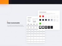 Sienna iOS UI Kit on Inspirationde