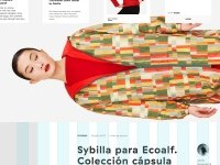 Ecoalf. Digital Product on