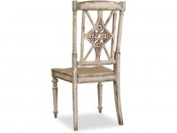 Hooker Furniture Dining Room Chatelet Fretback Side Chair 5351-75310