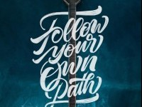 Follow your own path by Chris on Inspirationde