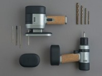Power Tools With Undeniable Style | Yanko Design