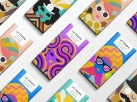 28 Examples of Flat Graphic Style Illustrations on Packaging — The Dieline | Packaging & Branding Design & Innovation News